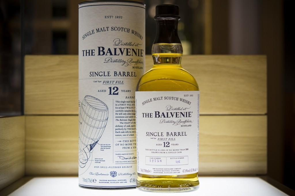 Balvenie First Fill