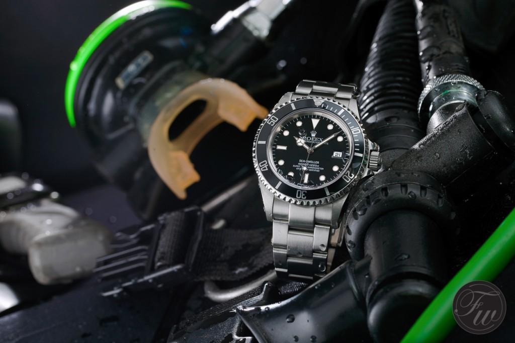 Rolex Sea-Dweller 16600 taken from Fratellowatches