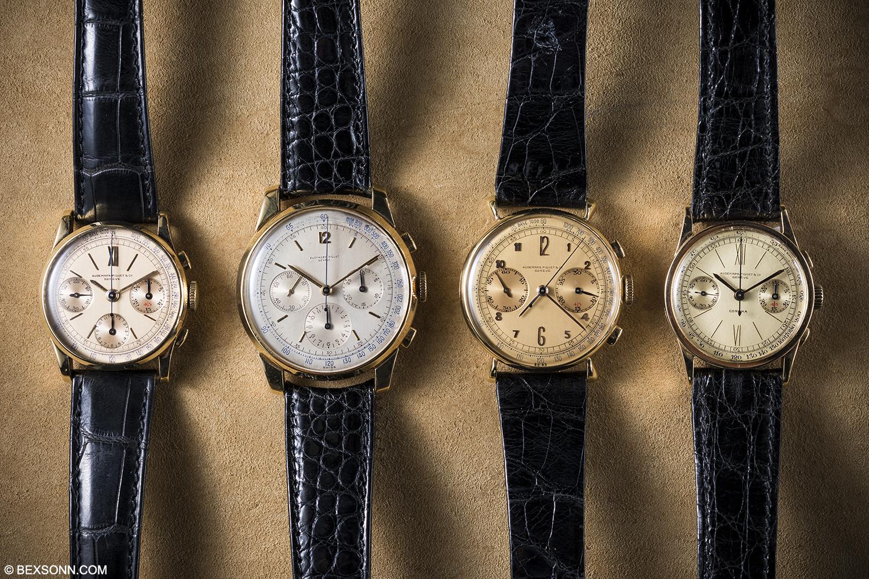 Vintage Audemars Piguet Chronograph
