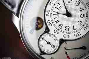 journe chronometre optimum