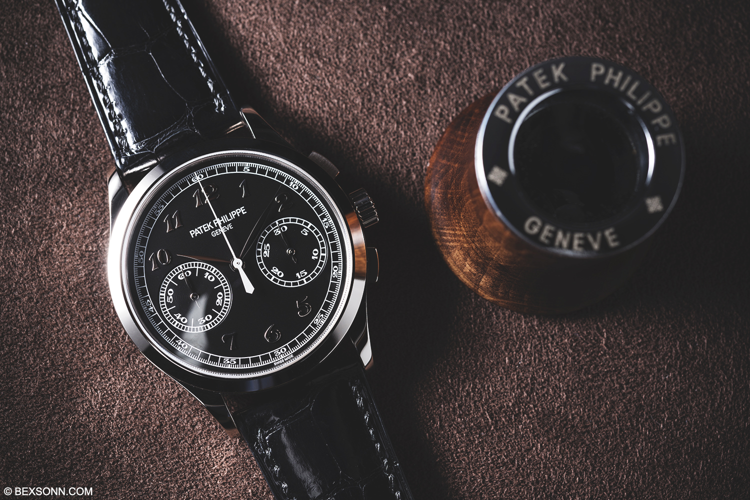 Hands On With The New Patek Philippe 5170g With Black Dial Patek S
