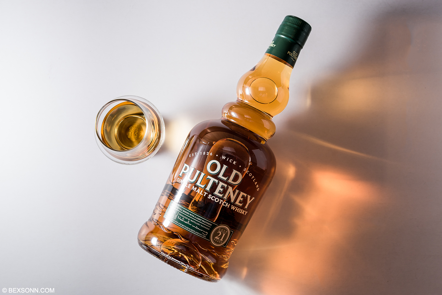 old pulteney 21