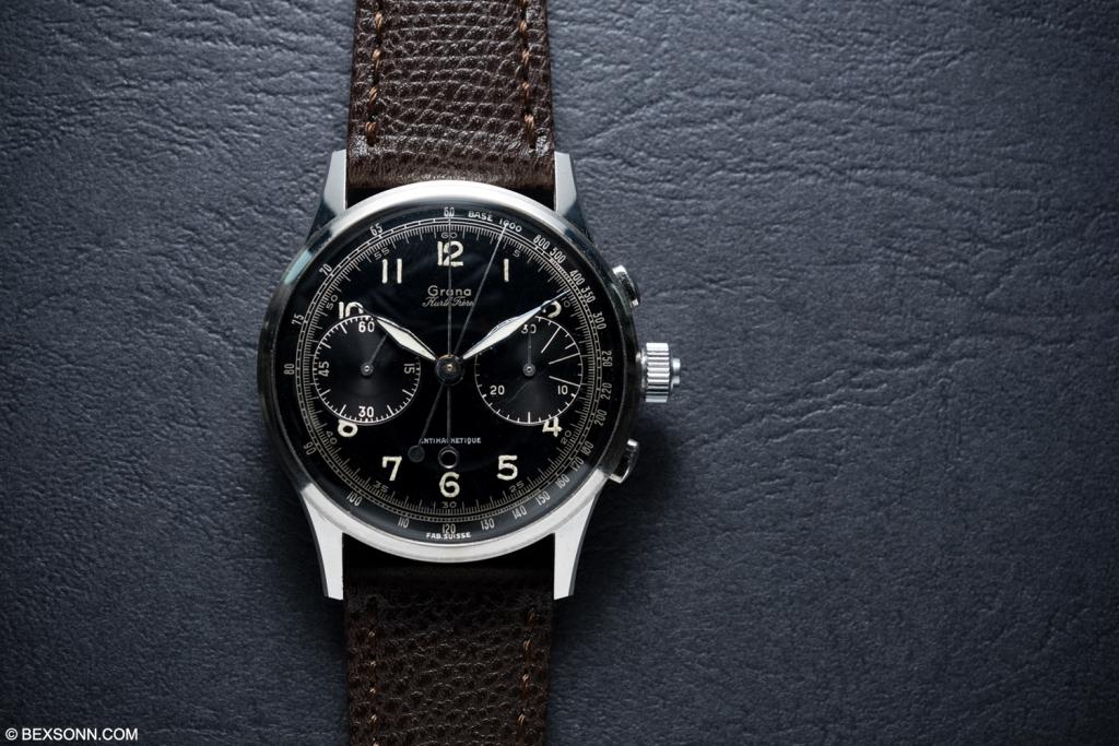 Phillips Watches Start-Stop-Reset