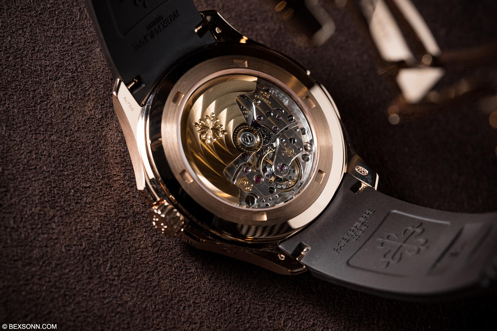 The New Patek Philippe Aquanaut Travel Time 5164r Bexsonn