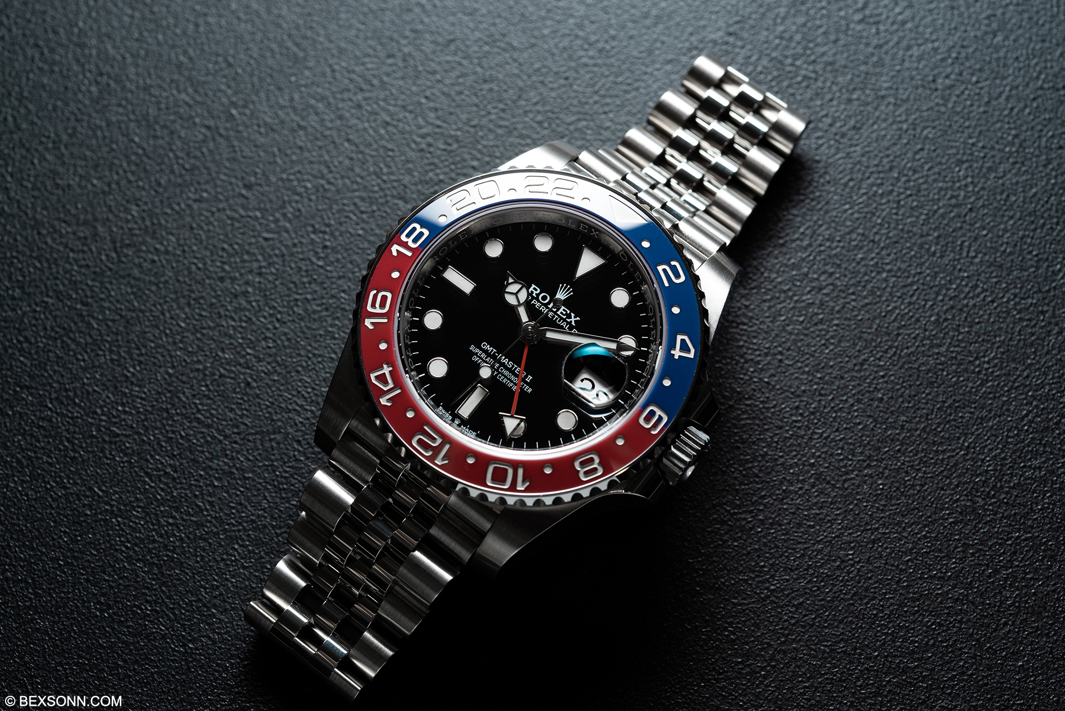 The New Steel Rolex GMT,Master II Pepsi \u2013 BEXSONN