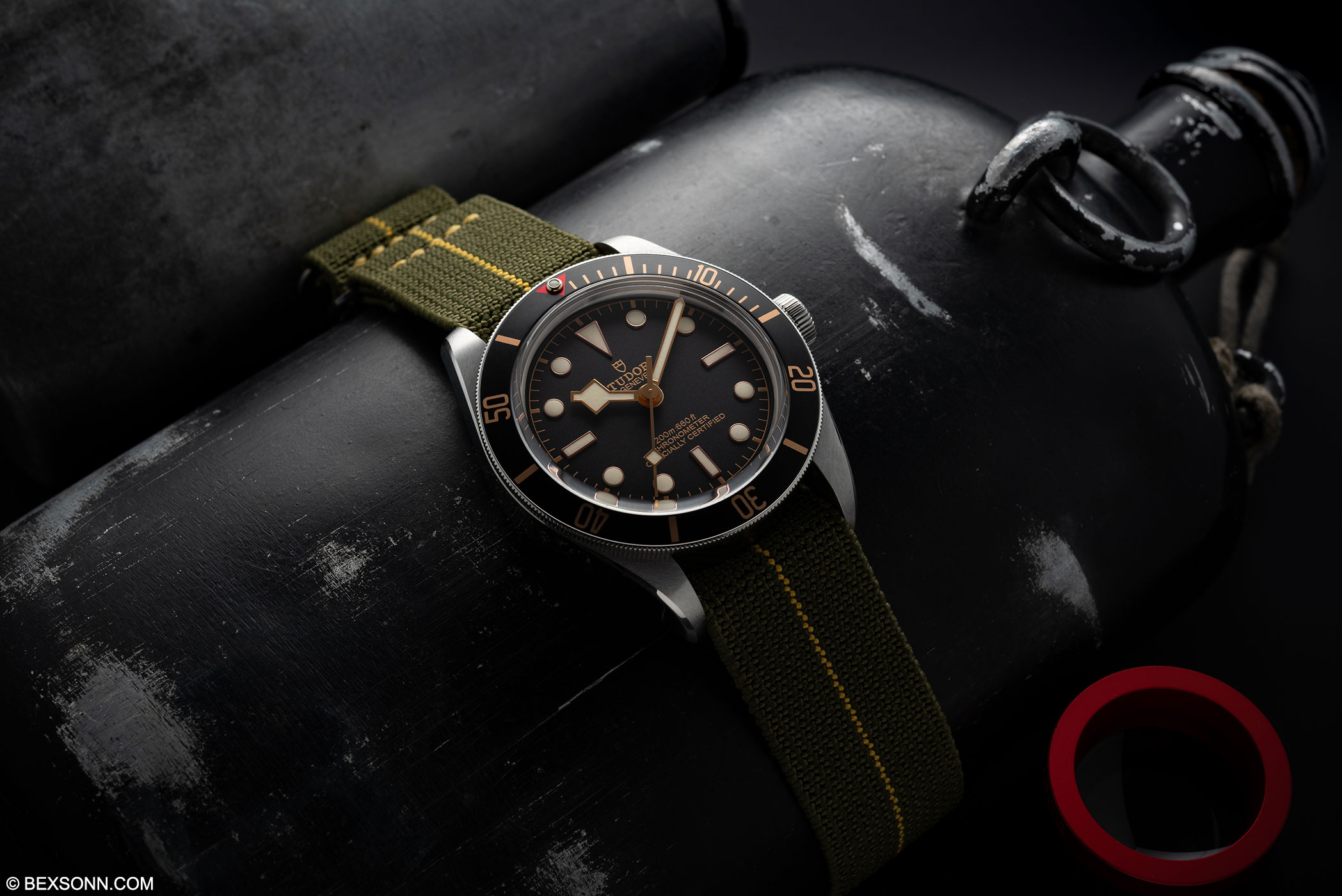 The Tudor Black Bay Fifty Eight Bexsonn